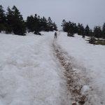 s-1055延々と雪渓の登りがつづく13