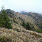 s-稜線の眺め